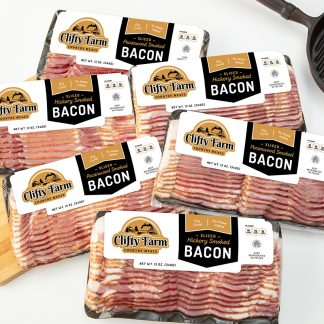 Ultimate Smoked Bacon Sampler