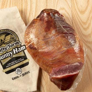 Uncooked Sliced Country Ham