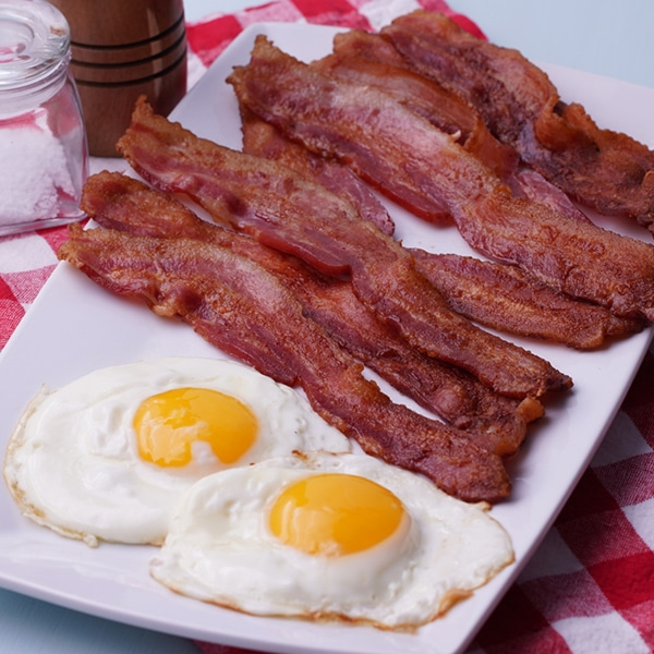Country Broiled Bacon