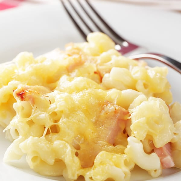 Country Ham Mac and Cheese